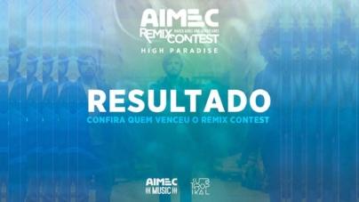 AIMEC Remix Contest, Plus Beat'Z é a grande vencedora da competição nacional de produtores, onde mais de 500 artistas participaram com seus trabalhos.